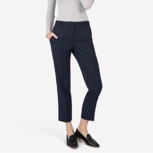 Everlane Italian GoWeave Crop Trouser